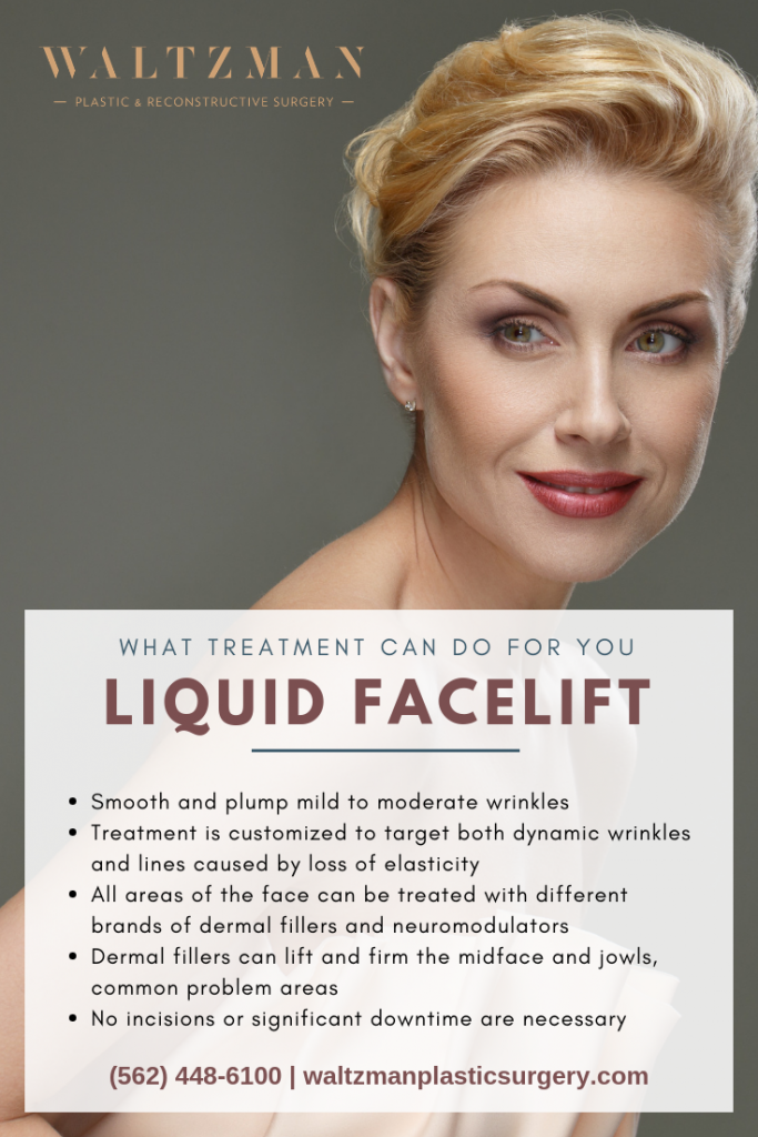 Liquid Facelift: What Treatment Can Do for You - Waltzman